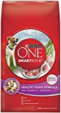 Purina ONE SmartBlend Dry Dog Food, Healthy Puppy Formula, 8-Pound Bag, Pack of 1
