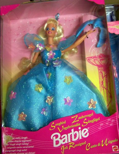 Songbird Barbie Doll - 1