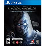 Middle Earth: Shadow of Mordor Game of the Year - PS4