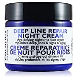 Carapex Natural Facial Anti Wrinkle Night Cream (Sensitive Dry To Combination Skin) Paraben Free, 60ml