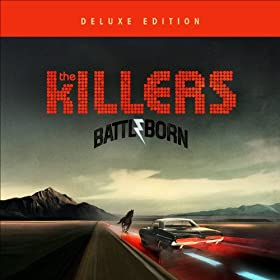 Battle Born (Deluxe Edition) [+digital booklet]
