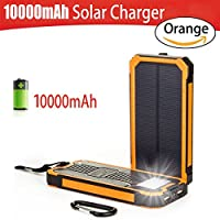 Solar Charger, Solar Battery Charger, So...
