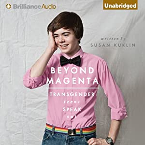 Beyond Magenta Audiobook