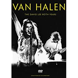 Van Halen - The David Lee Roth Years