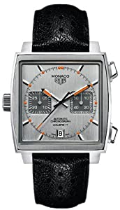 TAG Heuer Monaco Automatic Chronograph Mens Watch CAW211C.FC6241