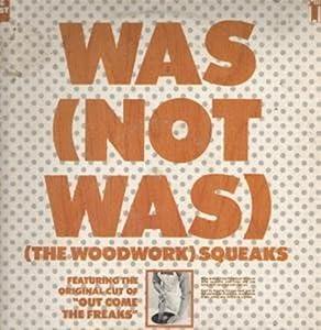 WOODWORK SQUEAKS LP (VINYL ALBUM) UK ZE 1984