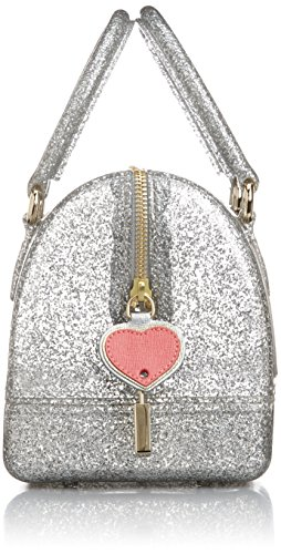 Furla Candy Lollipop Satchel, Color Silver, One Size