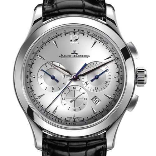Jaeger LeCoultre Mens Master Chronograph Watch Q1538420