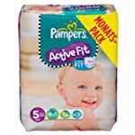 Pampers Windeln Active Fit Gr.5 Junio...