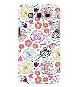 Flower Pond Art 3D Hard Polycarbonate Designer Back Case Cover for Samsung Galaxy Grand Neo Plus :: Samsung Galaxy Grand Neo Plus i9060i