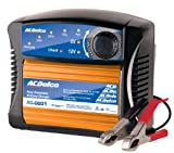 ACDelco(エーシーデルコ) 全自動バッテリー充電器 6V/12V用 AD-0001