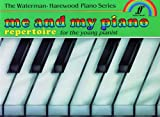Fanny Waterman Me and My Piano Repertoire (Waterman & Harewood Piano Series)
