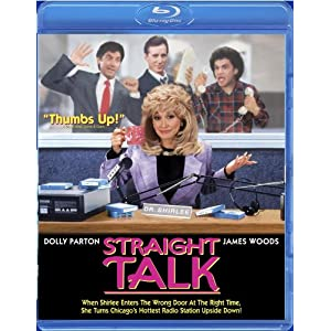 Straight Talk Blu-ray