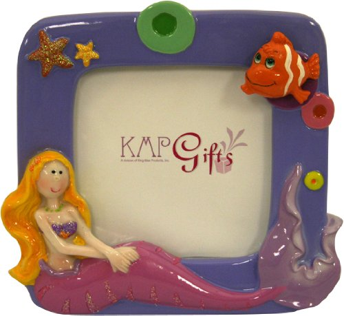 KMP Gifts Mermaid Photo Frame - 1