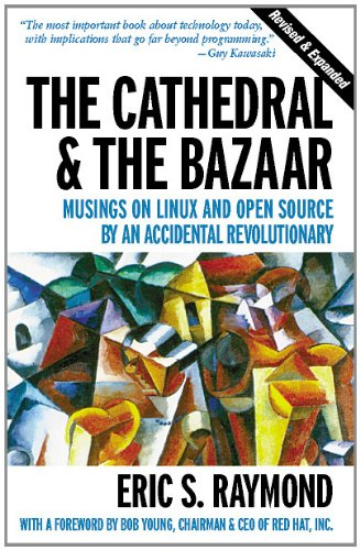 The Cathedral & the Bazaar cover