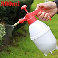 Pink Lizard 800ml Portable Pressure Watering Can Garden Plant Spray Bottle from Pink Lizard Products