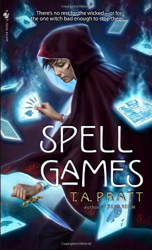 Image of Spell Games (Marla Mason, Book 4)