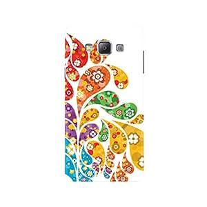 Swirls Pattern Case for Samsung Galaxy A7