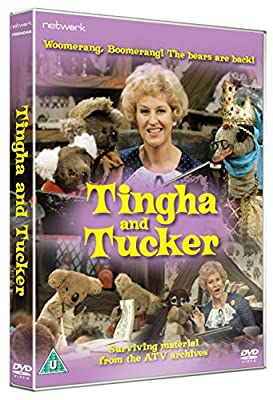 Tingha and Tucker [DVD]