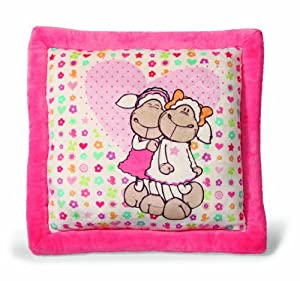 Nici Jolly Girls Amy and Frances Cushion Square