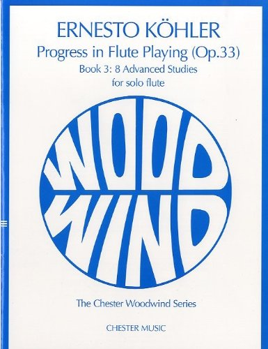 Kohler: Progress in Flute Playing Op.33