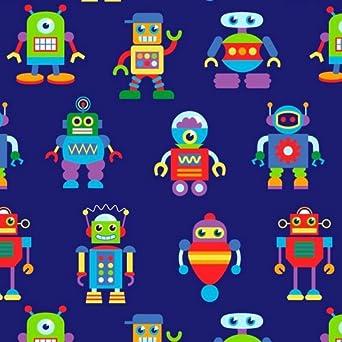 Wildkin Olive Kids Robots Nap Mat