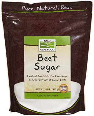 Now Foods Beet Sugar, 3 Pound from NOW Foods- Nutrition and Wellness