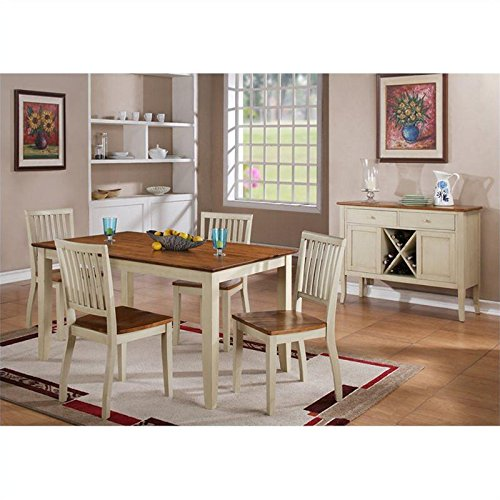 Awe Inspiring Affordable Steve Silver Company Candice 5 Piece Rectangular Uwap Interior Chair Design Uwaporg