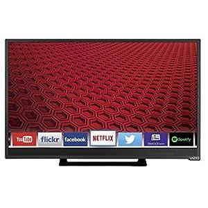 VIZIO E24-C1 24-Inch 1080p Smart LED HDTV (Certified Refurbished)