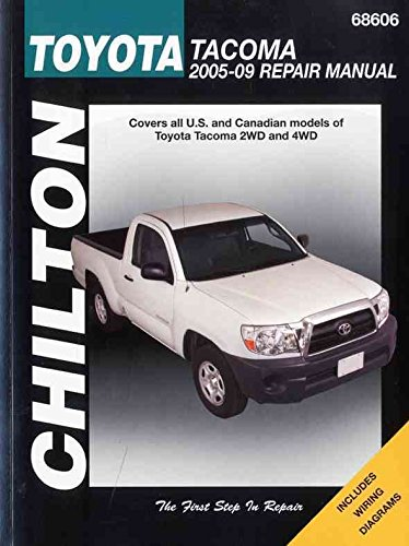 toyota-tacoma-2005-09-repair-manual-by-joe-l-hamilton-published-november-2009