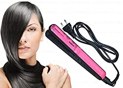 Nova professional hair straightener With Temperature control 45W Hair Curling Curler Iron