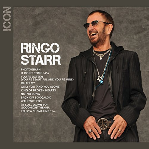 Ringo Starr - Icon - Zortam Music