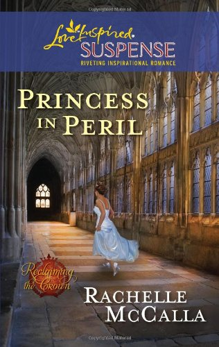 Image of Princess in Peril (Love Inspired Suspense)