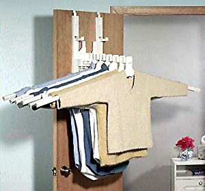Hanging Garment Drying Rack Long