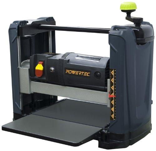 Check Out This POWERTEC PL1251 12-1/2-Inch 15-Amp Planer