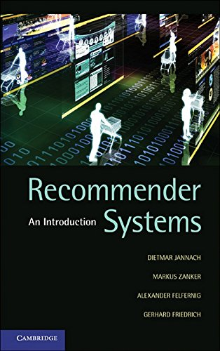 Recommender Systems: An Introduction pdf free