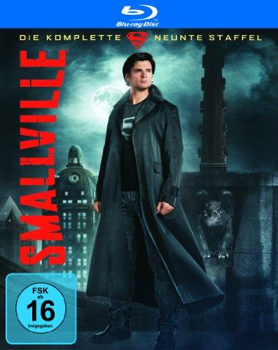 Smallville - Staffel 9 [Blu-ray]