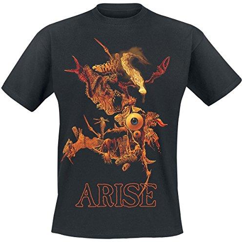 Sepultura Arise 30 Years T-Shirt nero XXL