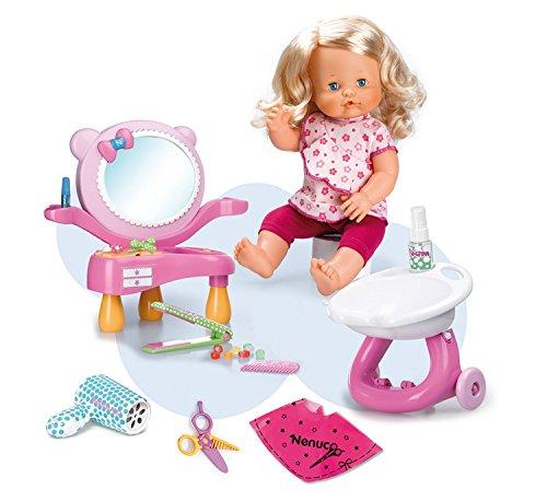 Nenuco - Lava y Peina, muñeca con peluquería (Famosa 700010856)