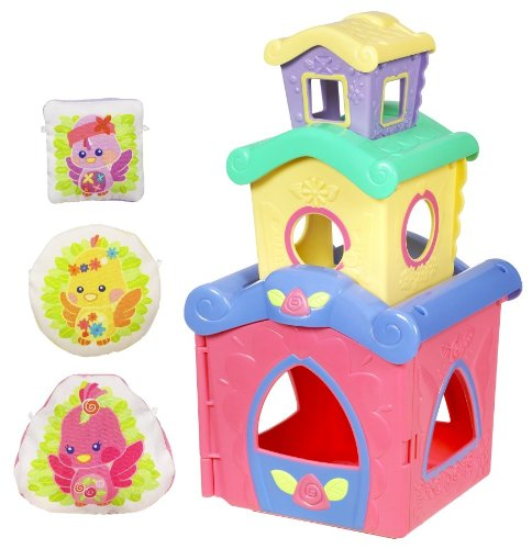 Playskool Busy Lil Nesting Birdhouse - 1