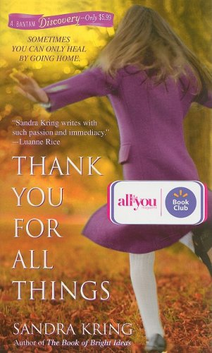 Image for Thank You for All Things (Wal)