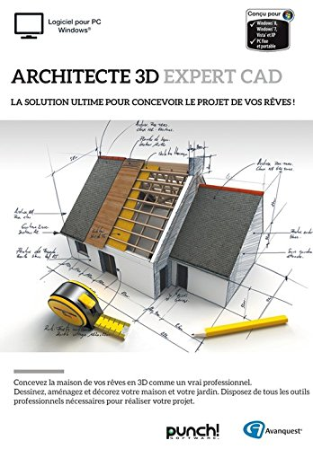 Informatique et logiciels totalcadeau avanquest for Architecte 3d avanquest