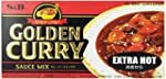 S&B Golden Curry Sauce Mix, Extra Hot...