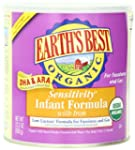 Earth's Best Organic Sensitivity Infa...
