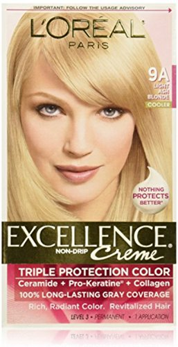 loreal-paris-excellence-creme-haircolor-light-ash-blonde-9a-cooler-1-ea-pack-of-5