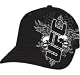 ULTIMATE FIGHTING MMA SKULL CREST FLX FIT CAP UFC HATS