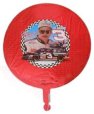 Dale Earnhardt Nascar 1998 Mylar Balloon