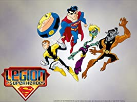 Legion Of Super Heroes - Season 1