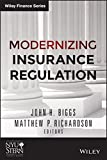 img - for Modernizing Insurance Regulation (Wiley Finance) book / textbook / text book