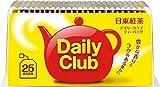 日東紅茶 ディリークラブ 25P×6個